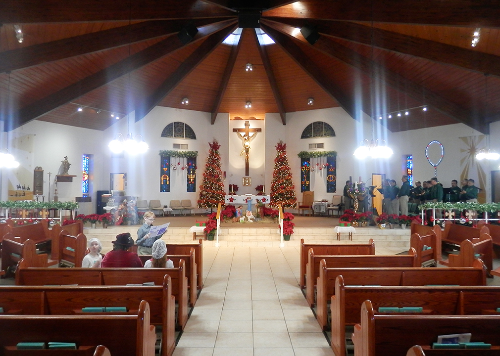 Christmas at Sacred Heart