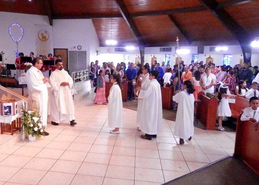 FIrst Communion December 2014